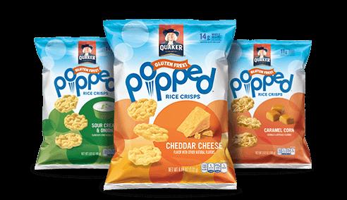 quaker popped chips
